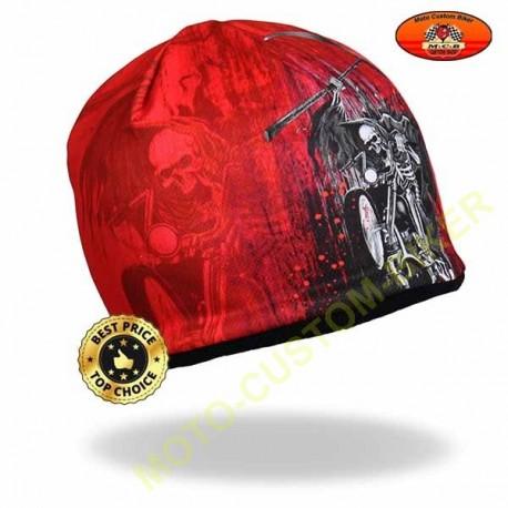 Bonnet biker death rider