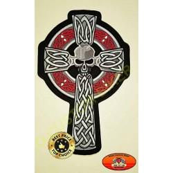 Patch, écusson Celtic Cross