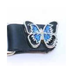 Extension pour gilet blue butterfly