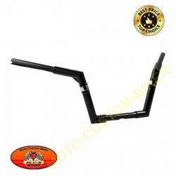 Guidons moto noir out space frico 5 inch